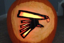Halloween / Who says you can't show your team spirit on Halloween? Carve your favorite team into your pumpkin or dress up as your favorite athlete! / by Sports Unlimited