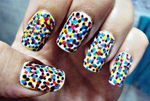 nails / by Olivia Granny