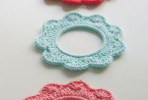 crochet me knit me / by Maggie Jones Norris
