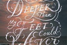 Encouraging words / by Rachel Reinhardt