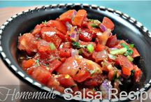 {FTM} Salsa Recipes / by For the Mommas