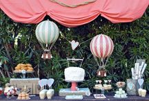 party ideas / by Kendra Stringham