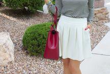 mama style // fall fashion / by The Shopping Mama