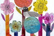 ART : Doodles / by Shelly Zeiden
