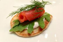 From the Kitchen / 3 course breakfasts and evening appetizers / by Seal Cove Inn