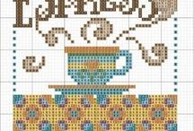 Cross Stitching / by Anne B