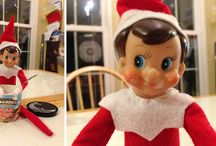 Elf on the shelf / by Debbie Atwater