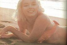 Marilyn Monroe / by Nikki Anderson