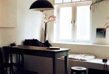 workspaces / by Kamaila Sanders