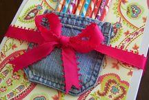 gift wrap / by Melissa Slifer
