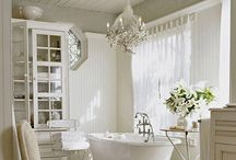 Bathrooms / by Farm Fresh Vintage Finds