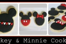 Party Ideas - Mickey Mouse / by Liz Yahaya