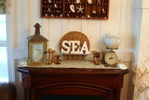 Home Stories A to Z Mantels / by Beth Hunter