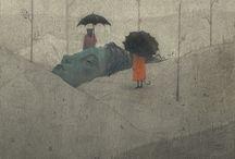 Dreamy Illustration / by Lady Orlando