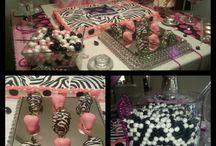 Tatum's 1st birthday party! / by Nicole Draine Smith