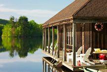 Future Cottage / Cabin Decor / by Sheila Johnston