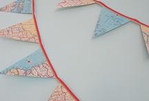 Maps make me dream  / by Jenni Ann La Porta