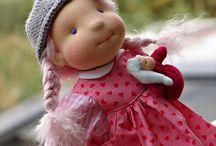 Dolls / by Lynne Stites