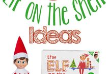 Elf on the Shelf / by Steph Ernst