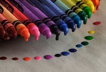 Just Color / by Sue Ellen Phillips