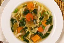 Recipes Soup / by Lori Harach