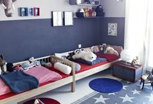 Room inspiration for the boys  / by Kristan Carroll