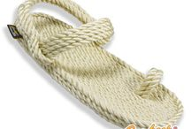 Gurkee's Kona / Kona style of Gurkee's rope sandals for men and women / by Gurkee's Rope Sandals