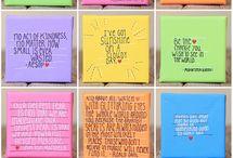 RAK / Random acts of kindness ideas / by Señorita Orbik