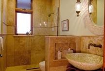 Custom bathroom / by Frontier Construction