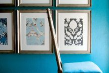 Wallpaper Craft Ideas / by Crave Interiors