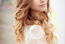 senior girl / by Ana Claire Photography
