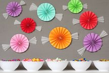 Candy theme party / by Jill Cappaert