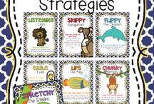 Reading Strategies / by Lauren Caster