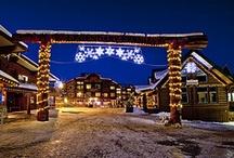 Canadian Rockies resort / by Powder Matt