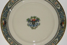 """Fruity"" China Patterns / by Classic Replacements"