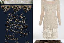 Gatsby Wedding / by Tina Albin-Lax
