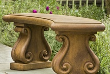 Outdoor Seating  / by Garden-Fountains.com