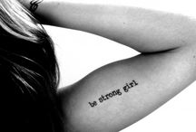 tatt ideas / by DeAnne Clifton