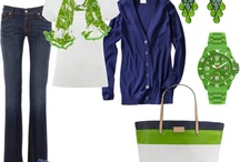 Wardrobe Must-Haves / by Tovah Robertson