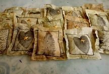 Crafts - Tea Bags / by Janine Gibson