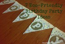 Birthday! / by Betsy (Eco-novice)