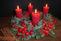 Advent wreaths / by Julie Lewis