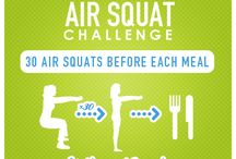 Fitness Challenges / by Misty Moreno