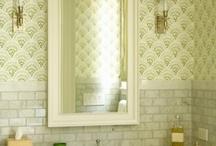 Bathrooms / by Kara-My3Sons