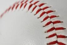 baseball and football / by Callie Locke