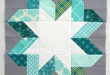 Quilty stuff / by Janice @ Better Off Thread