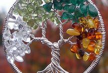 תכשיטנות- חוטי מתכת. wire / by hinanit hinanit