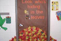 Bulletin Board Ideas / by Herding Kats In Kindergarten
