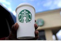 Starbucks / by Christina Avila