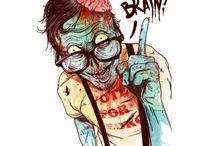 Zombies / by Marlee Osbron